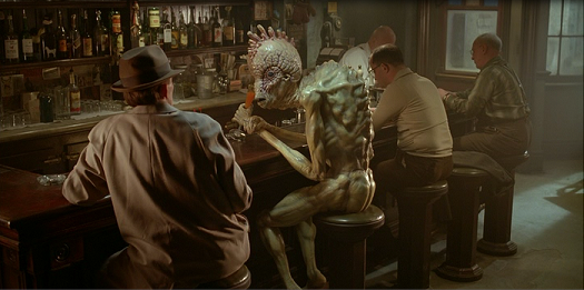 Resultado de imagen de El almuerzo desnudo película imagenes