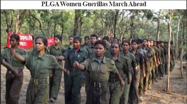 Resultado de imagen de Revolución naxalita en India imagenes