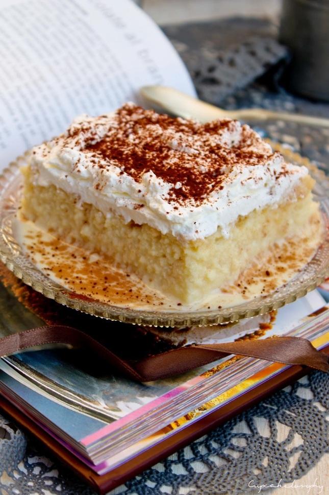 Resultado de imagen de tarta 3 leches imagenes