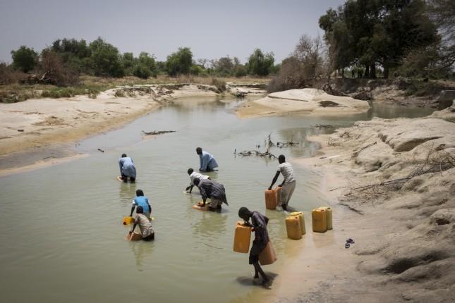 Resultado de imagen de Lago Chad imagenes