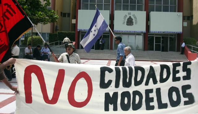 Resultado de imagen de Ciudades Modelo en Honduras imagenes