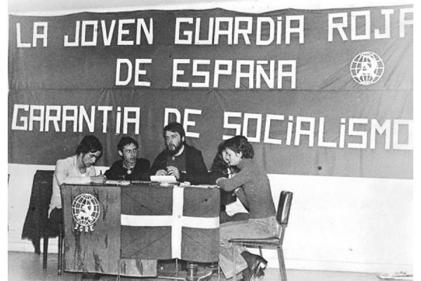Resultado de imagen de ORT partido politico España imagenes