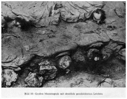 Resultado de imagen de massacre katyn pictures