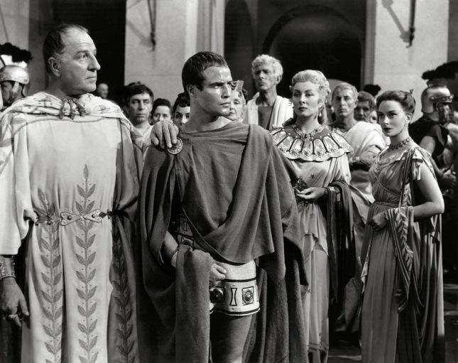 Resultado de imagen de Julius Caesar 1953 images