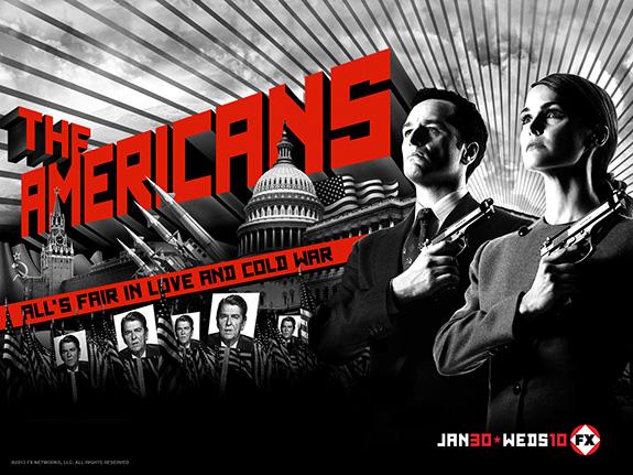 Resultado de imagen de The Americans serie tv images