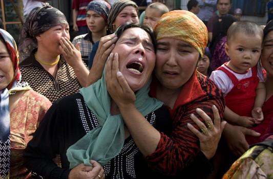 Resultado de imagen de Uigures China imágenes