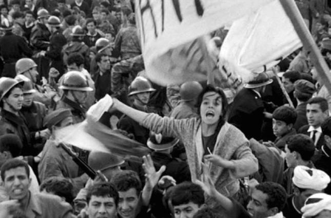 Resultado de imagen de la batalla de argel 1966 imágenes