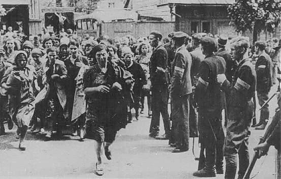 Resultado de imagen de lobo de hierro lituania 1941