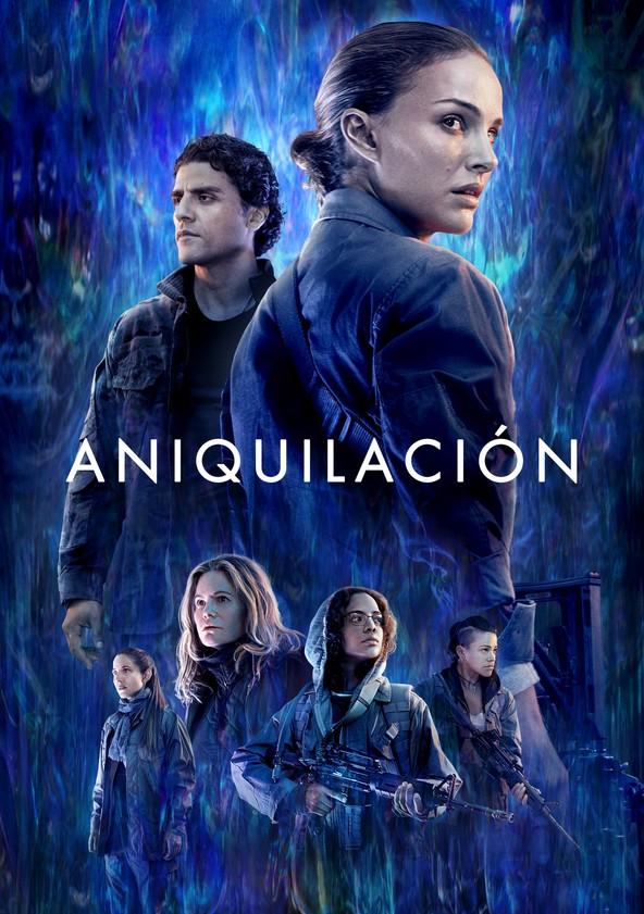 Una de cine: Aniquilación (2018) | Chica Sombra